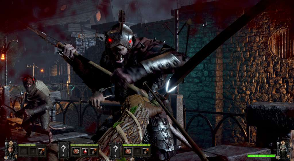 Warhammer: Vermintide 2 Revealed with Chaos, Mod Support and
