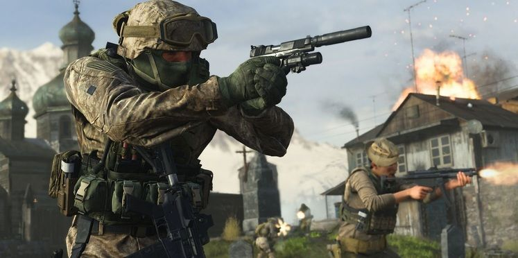 Call of Duty Modern Warfare's Special Ops Mode will be PS4 exclusive for one year