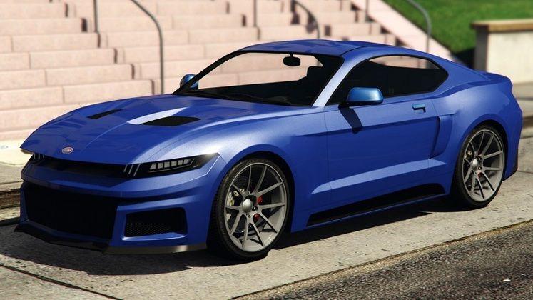 GTA Online Weekly Podium Car - Vapid Dominator GTX