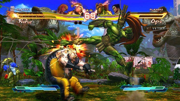 Street Fighter X Tekken Recommended PC Specs Revealed