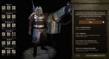 Mount and Blade 2: Bannerlord's Game of Thrones Mod Lets You Play as a White Walker