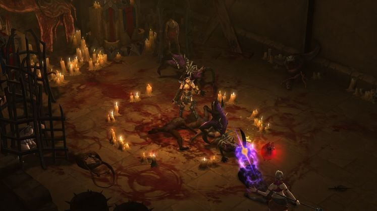 Blizzard announces open Diablo III beta test this weekend