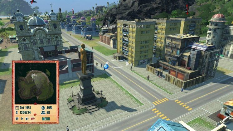 Tropico 4 free to play on Steam this weekend