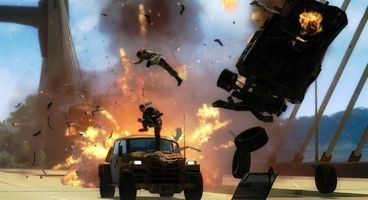 Square Enix gives away free Chevalier Ice Breaker Van for JC2