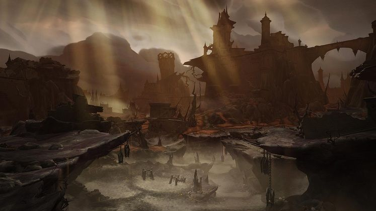 World of Warcraft: Shadowlands Pre-Patch Release Date - 9.0.1 Is Now on the PTR