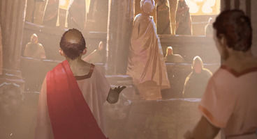 Firefly Studios Announces Co-op City Builder Romans: Age of Caesar