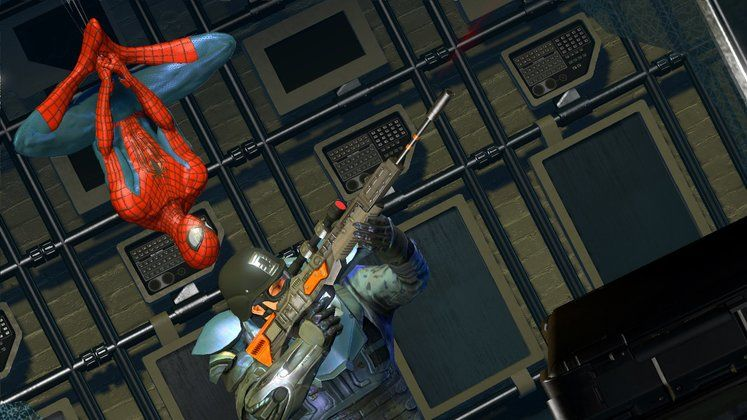 Amazing Spider-Man 2 comes in at number one in UK chart