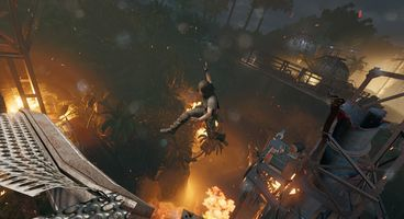 Shadow of the Tomb Raider Steam Review Bombed Because it's On Sale