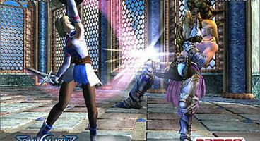 Soul Calibur coming to Xbox Live