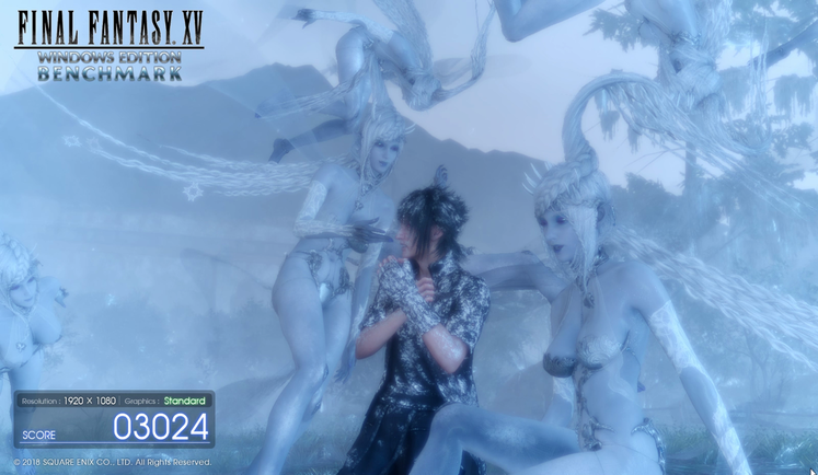 How To Turn the Final Fantasy XV Benchmark Tool into a Playable Demo