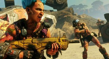Rage 2: Rise of the Ghosts DLC is coming out this month