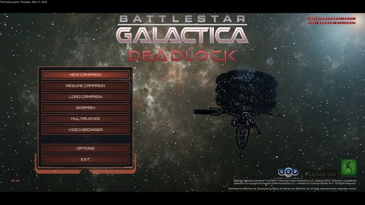 Battlestar Galactica: Deadlock DLC Analysis