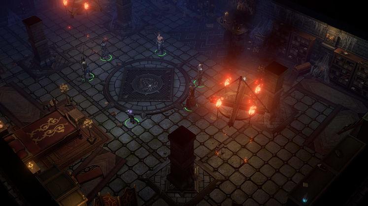 Pathfinder: Wrath of the Righteous Reveals First Screenshots, Announces Kickstarter Date