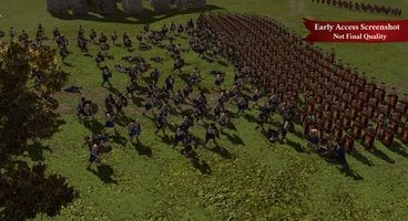Hegemony Rome: The Rise of Caesar on Steam Early Access February 12th