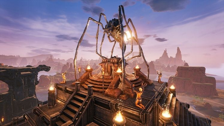 Conan Exiles: Isle of Siptah Gets May Release Date, Headed to Xbox Game Pass for PC