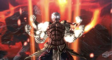 Asura's Wrath delayed, out 9th March in UK