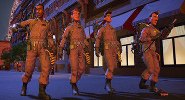 Ghostbusters Content Pack Now Available For Planet Coaster