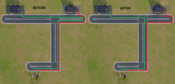Traffic routing fixes in Update 7 for SimCity detailed