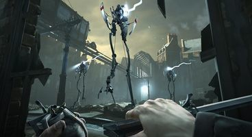 Dishonored releases on 12th October in Europe