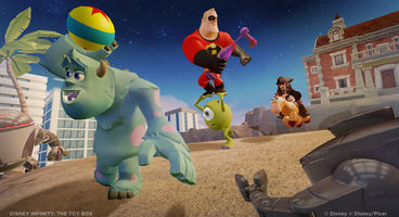 Disney announces Disney Infinity for Xbox 360 and PlayStation 3