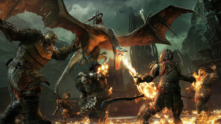 PC players are already skipping Middle-earth: Shadow of War's progression grind with cheat engine loot boxes