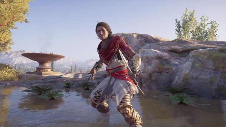Assassin's Creed Odyssey Epsilon Blade: How To Unlock Epsilon Blade