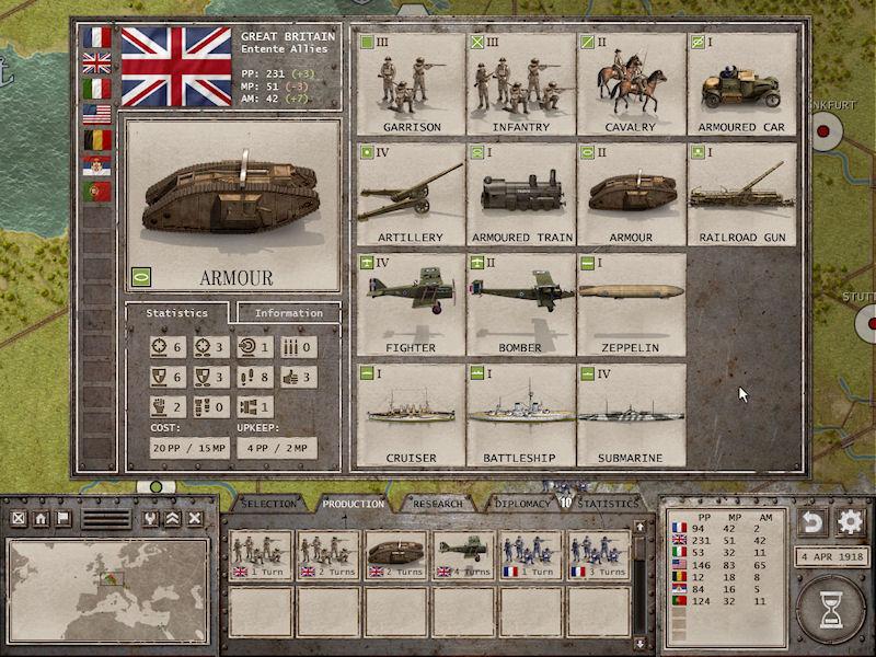 Commander - The Great War beta signups begin | GameWatcher