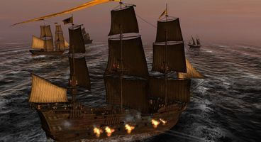 East India Company shipping on July 28th