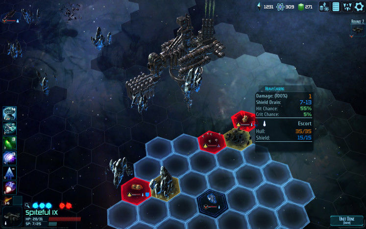 Space Strategy RPG Ancient Frontier Gets Its First DLC