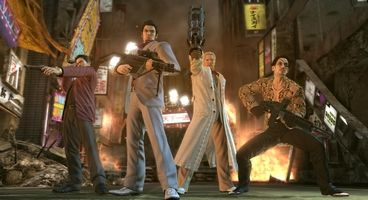 Yakuza: Dead Souls dated for March 2012