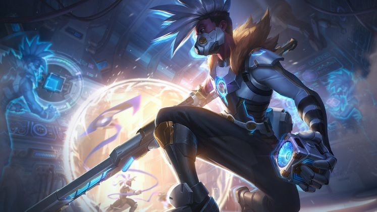 League of Legends Pulsefire Event 2020 - New Missions, Skins, Pick Urf