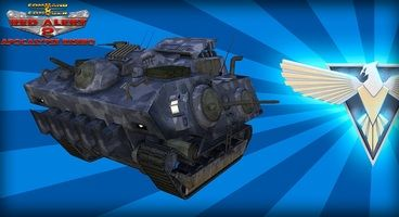 Red Alert 2: Apocalypse Rising Reaches Alpha Stage, Showcases Reworked UI, Prism Tank, and Harrier