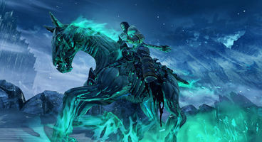 Virgil Dropped 20% Of Content From Darksiders II