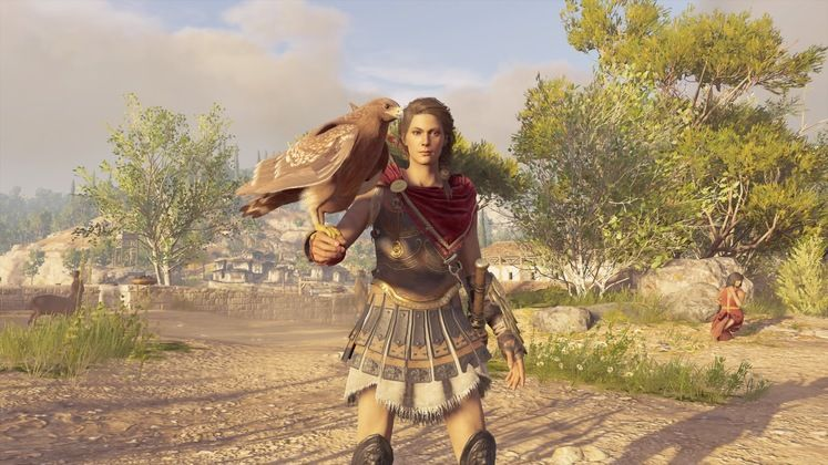 Assassin's Creed Odyssey UI Menu: How To Customize Your HUD
