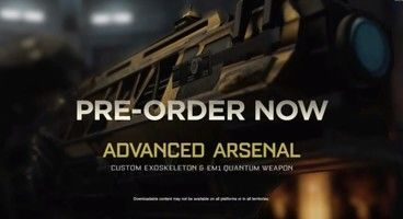Activision announces Day Zero pre-order edition for Call of Duty: Advanced Warfare