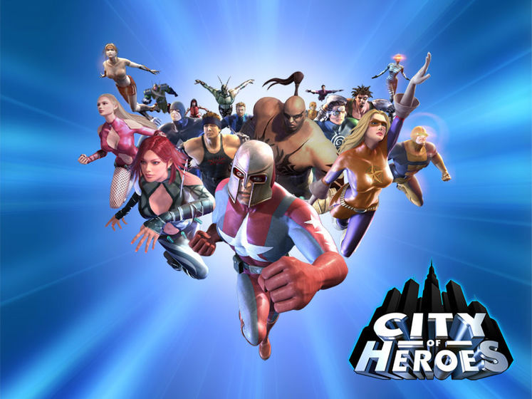 NCsoft in talks to allow the resurrection of City of Heroes