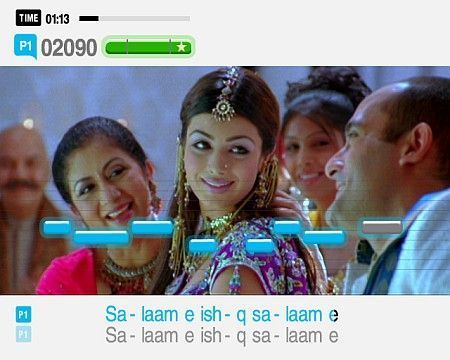 Singstar: Bollywood review