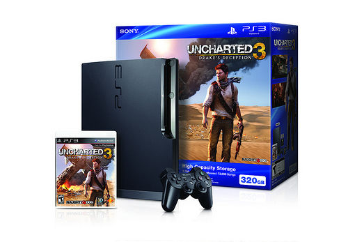 Uncharted 3 PS3 bundle coming to NA in November