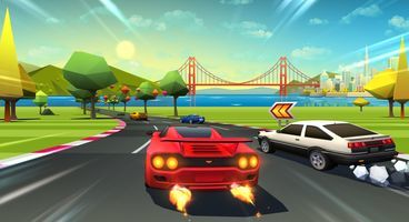 Horizon Chase Turbo drifts its way onto PC and PS4 on 15th May