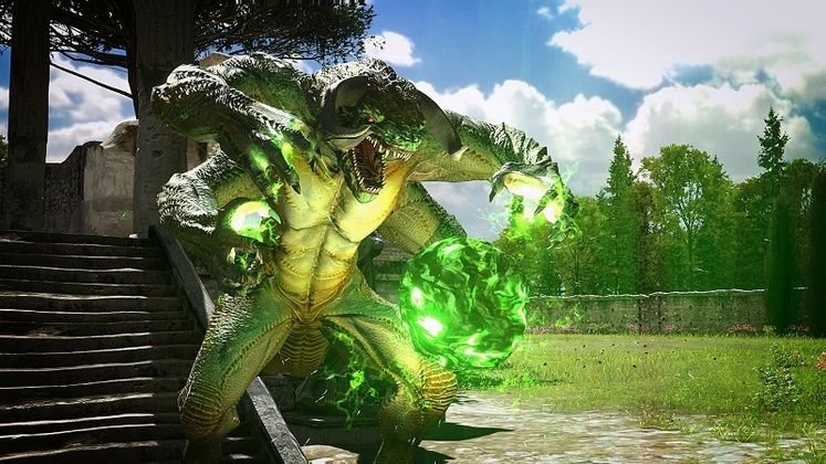 Serious Sam 4 Release Date - Launching on Steam and Stadia in September 2020