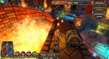 Dungeon Defenders revealed for PSN, XBLA and PC