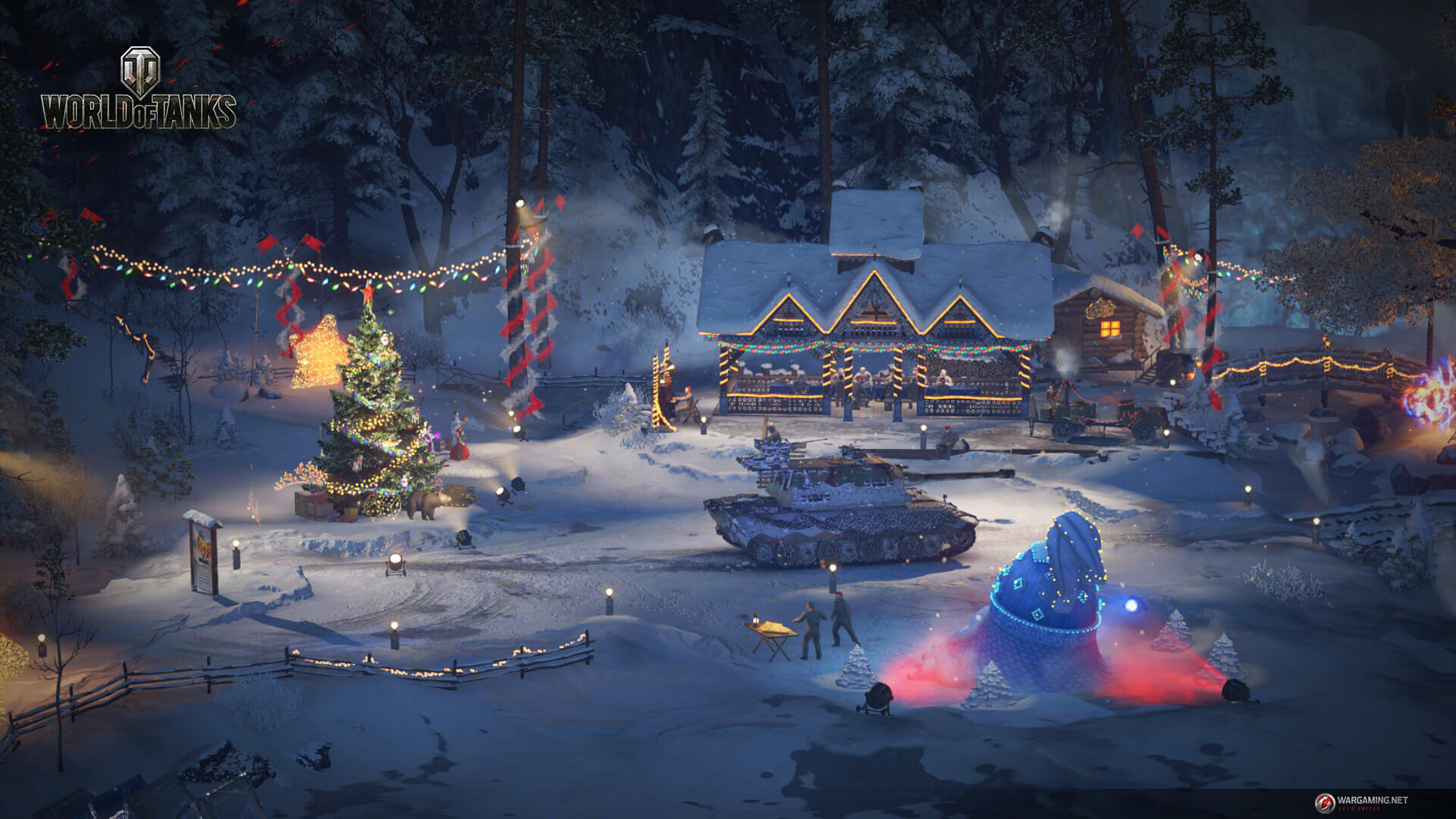 Wargaming World Of Tanks Christmas 2020 World of Tanks Holiday Ops Event   Start and End Dates | GameWatcher