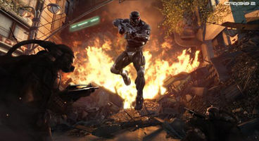 Crytek working on DX11 patch for Crysis 2 after all