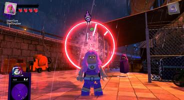LEGO DC Super Villains Starfire - How to Unlock Starfire