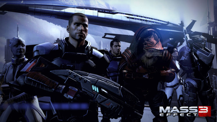 Mass Effect 3: Citadel gives Shepard one final sendoff