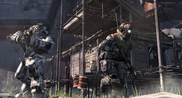 Titanfall multiplayer supports up to 12 players