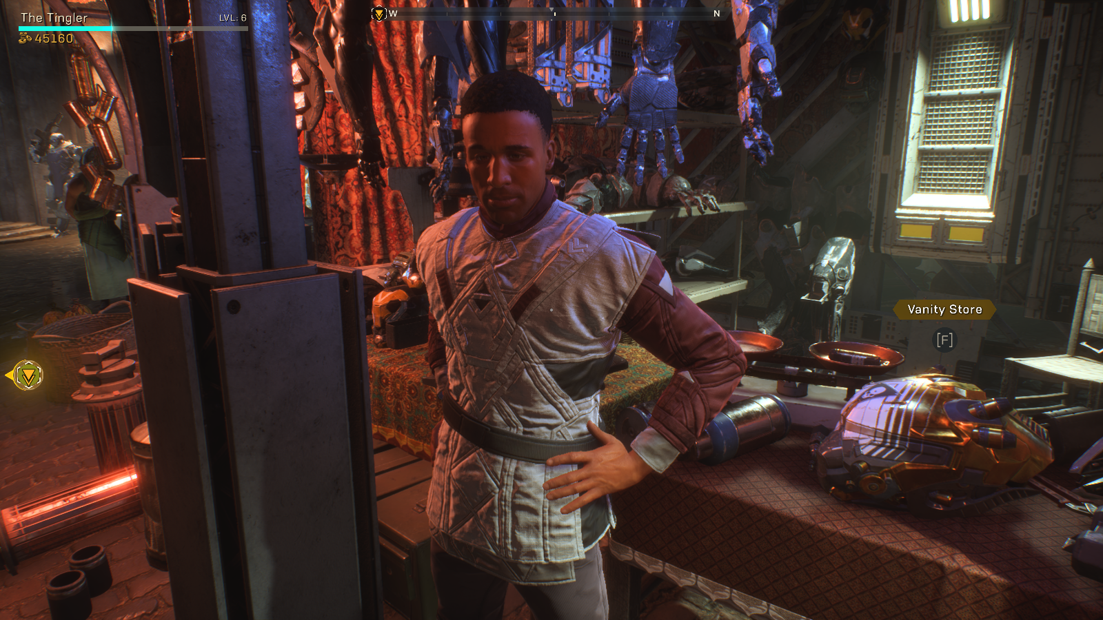 Anthem Mass Effect Skin - How to Get the N7 Mass Effect