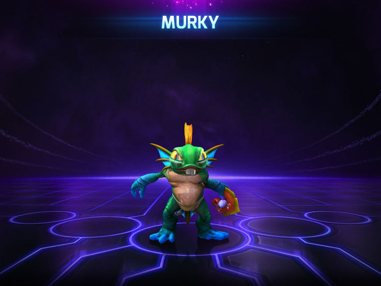 Murky the Murloc revealed as latest Heroes of the Storm character