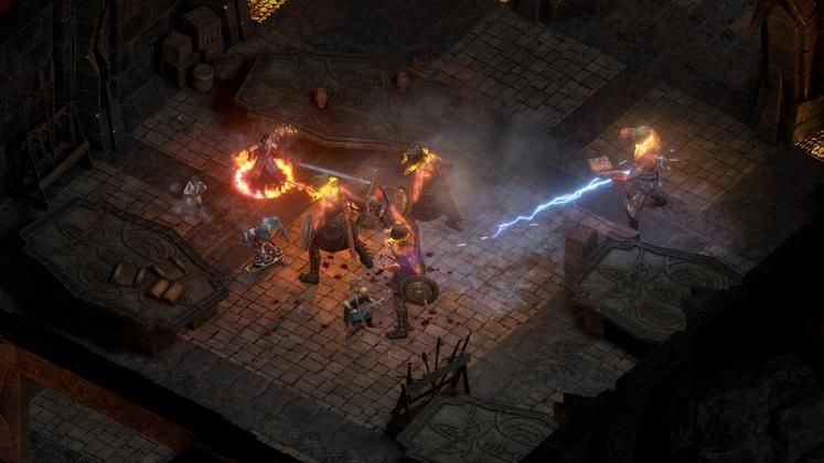 Pillars Of Eternity 2 Dev Invites Players To Bring PCs To Studio For Bugfixing