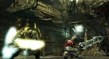 THQ fixes 360 screen tearing issues for Darksiders
